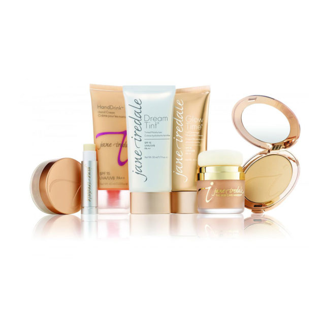 jane iredale products available at head to toes spa new westminster