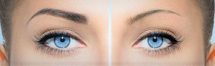 micro blading, eyebrows, brows